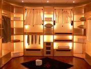 Изготовление гардеробной комнаты на заказ в Алматы